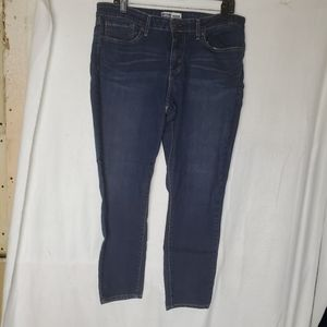Denim - Levis jeans signature curvy skinny stretch size 16